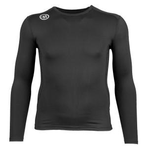 Warrior Comp LS Shirt black SR.
