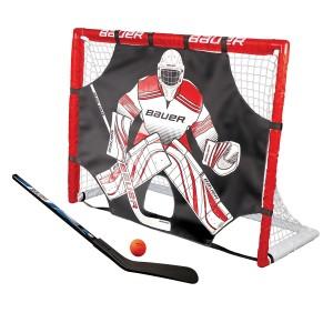 "BAUER Street Hockey Goal Set 48"""