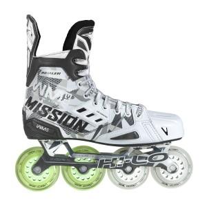 MISSION Inlinehockey Skate Inhaler WM03